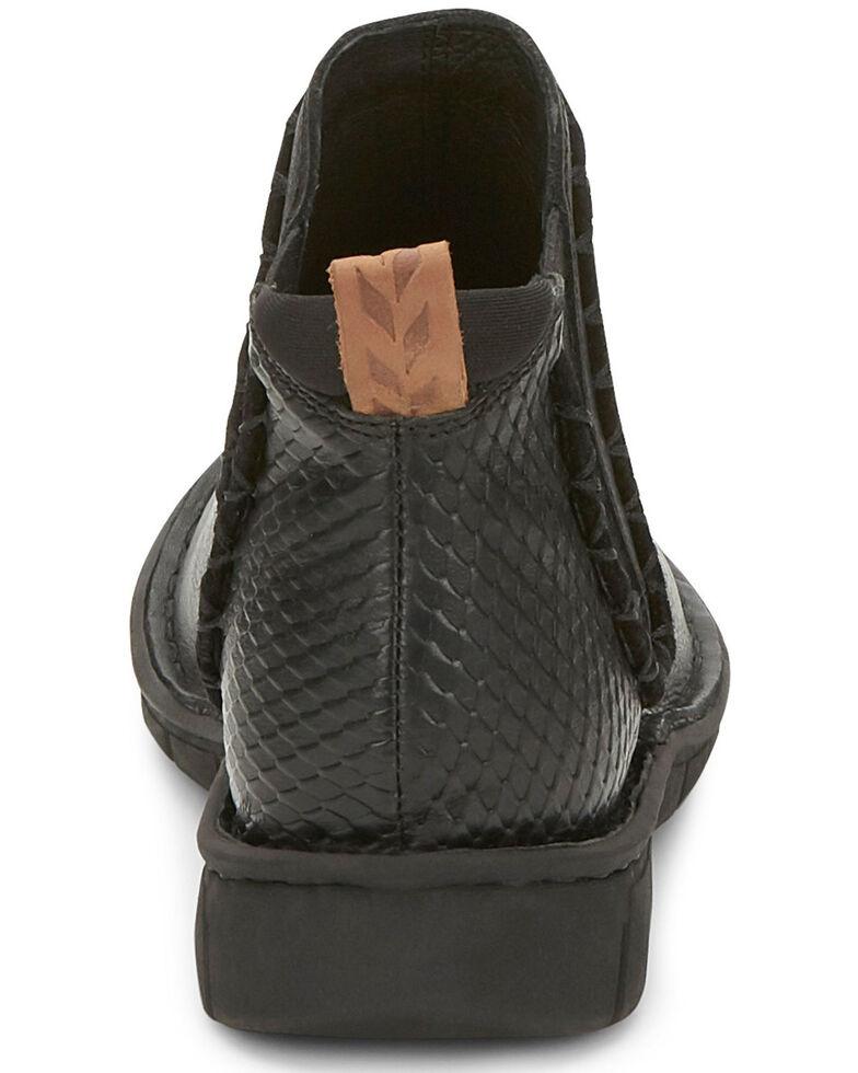 Tony Lama Women's Mina Black Western Boots - Snip Toe, Black, hi-res