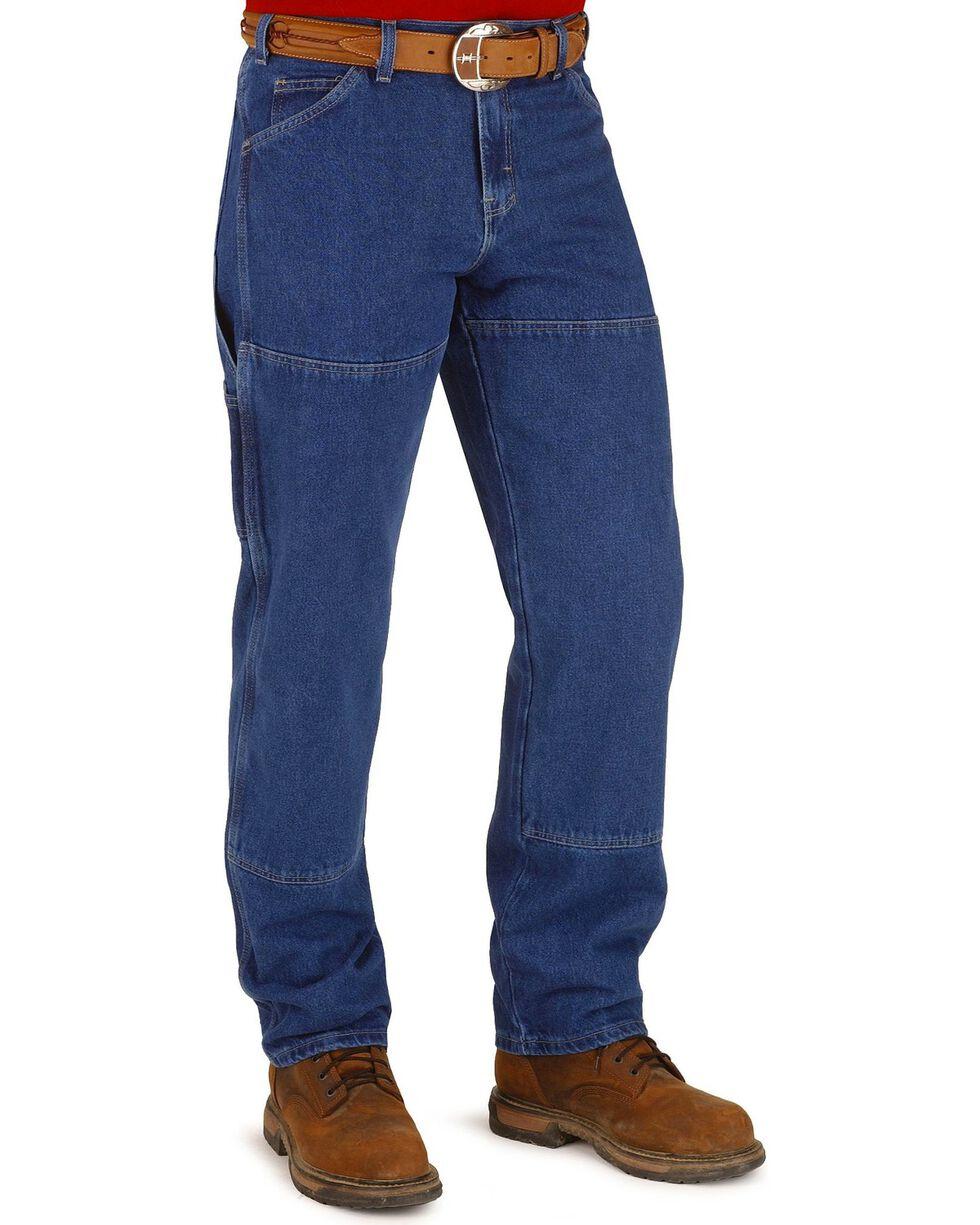Dickies  Double Knee Carpenter Jeans, Stonewash, hi-res