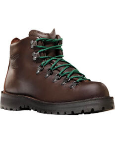 Danner Unisex Mountain Light II Hiking Boots, Brown, hi-res