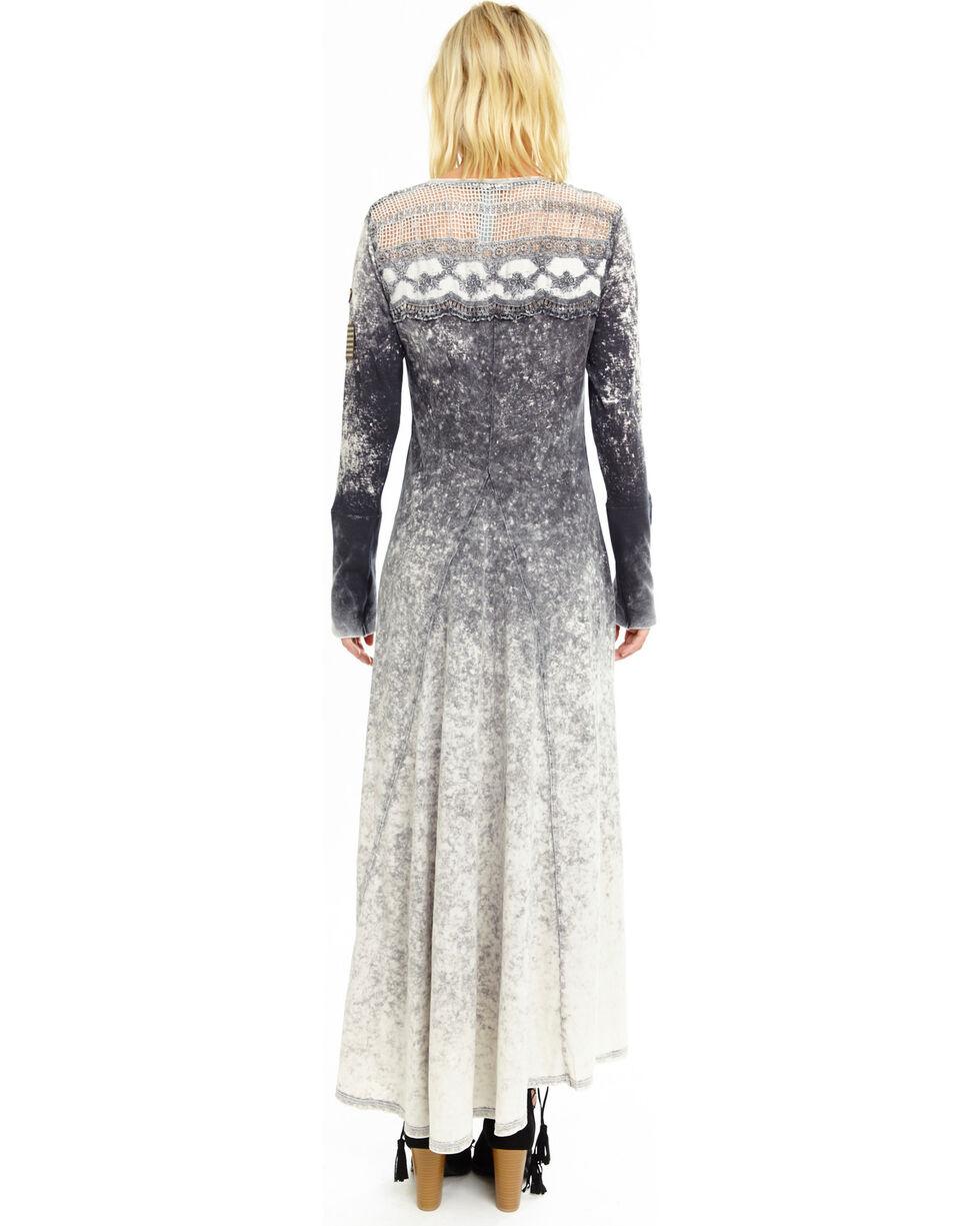 Aratta Women's Black Midnight Special Maxi Dress , Black, hi-res