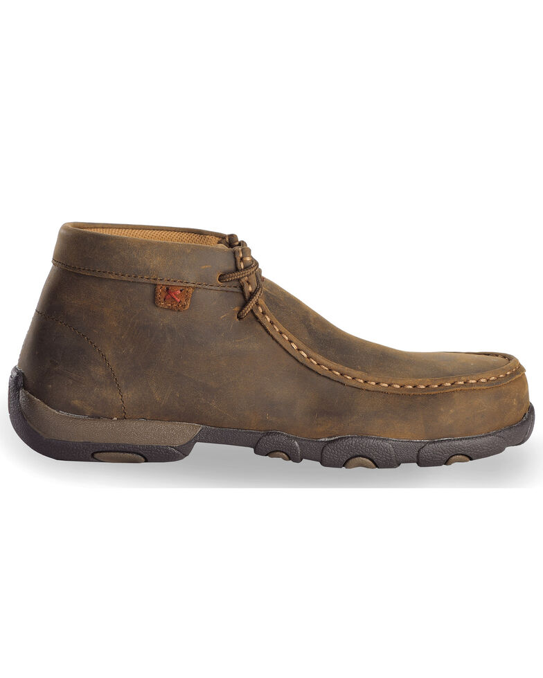 9f463176b83 Twisted X Women's Steel Toe Driving Mocs