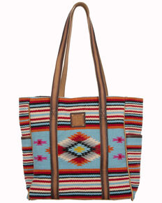 STS Ranchwear Women's Saltillo Tote, Multi, hi-res