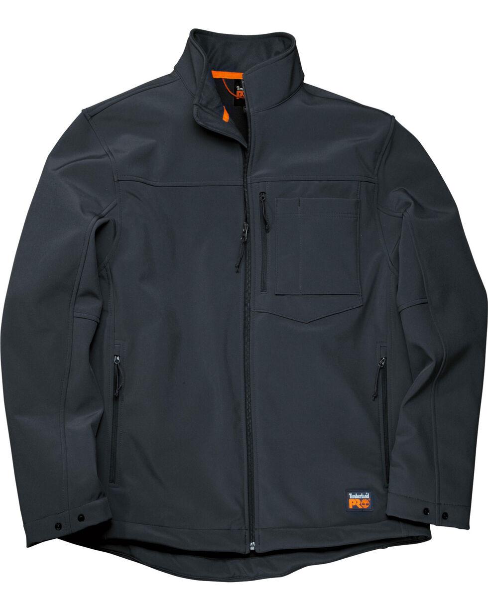 Timberland Men's Power Zip Windproof Softshell Jacket , Black, hi-res