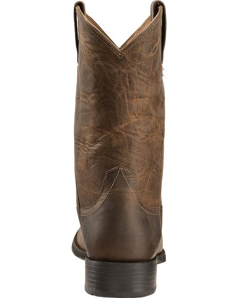 "Ariat Men's Heritage Roper 10"" Western Boots, Brown, hi-res"