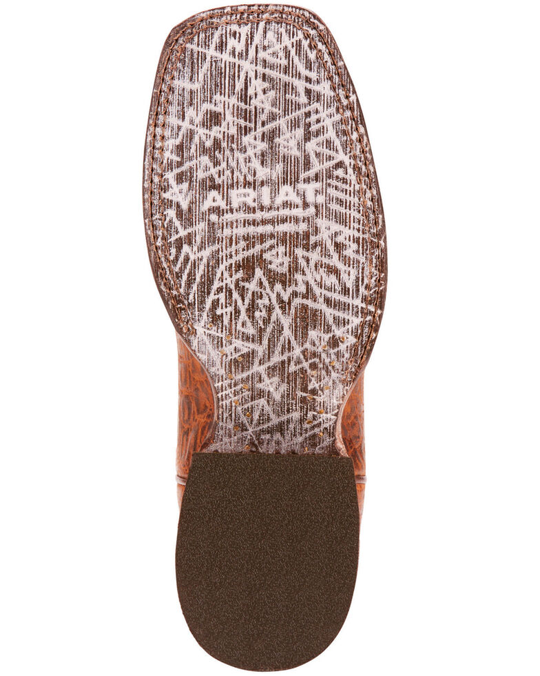 Ariat Women's Circuit Cisco Weathered Desert Camo Cowgirl Boots - Square Toe