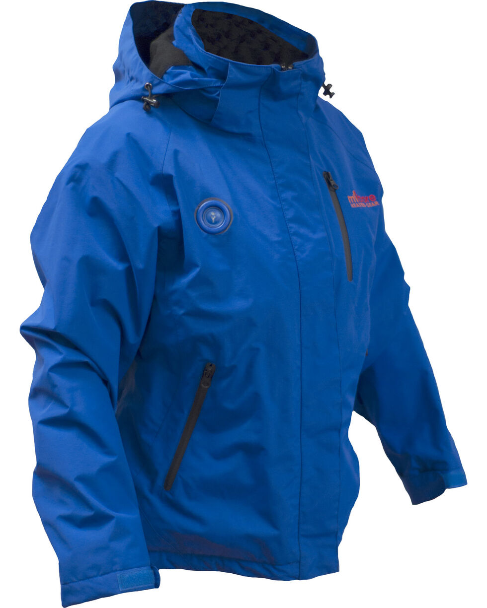 My Core Control Women's Heated Ski Jacket, Royal, hi-res