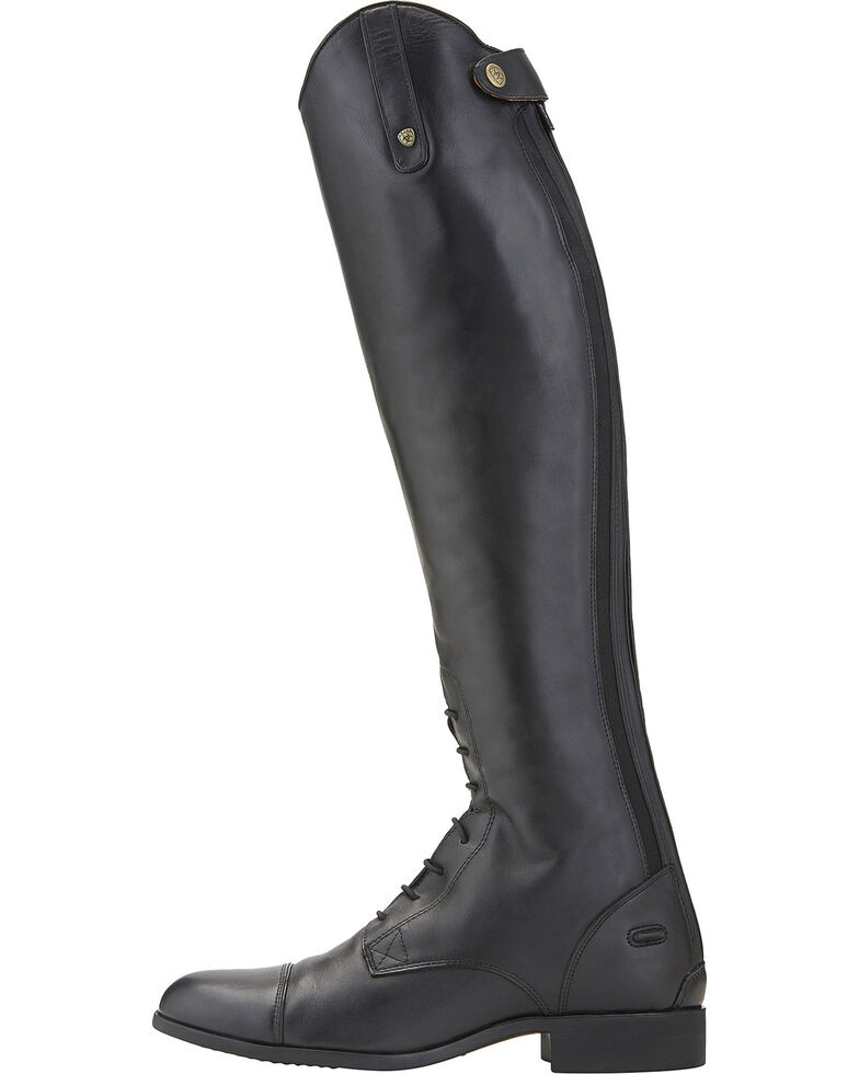 Ariat Men S Heritage Contour Field Zip Riding Boots Boot