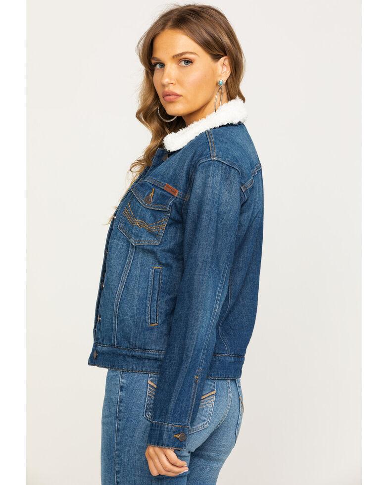 Idyllwind Women's You Want Me Denim Jacket, Blue, hi-res