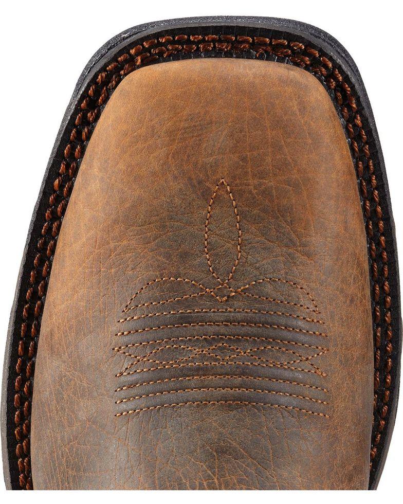 Ariat Men's Workhog Mesteno Western Work Boots, Earth, hi-res