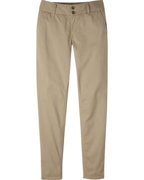 Mountain Khakis Women's Sadie Skinny Chino Pants, Beige, hi-res