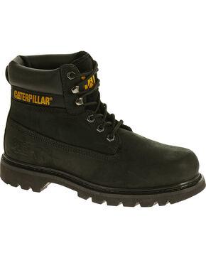 Caterpillar Colorado Boots - Round Toe, Black, hi-res
