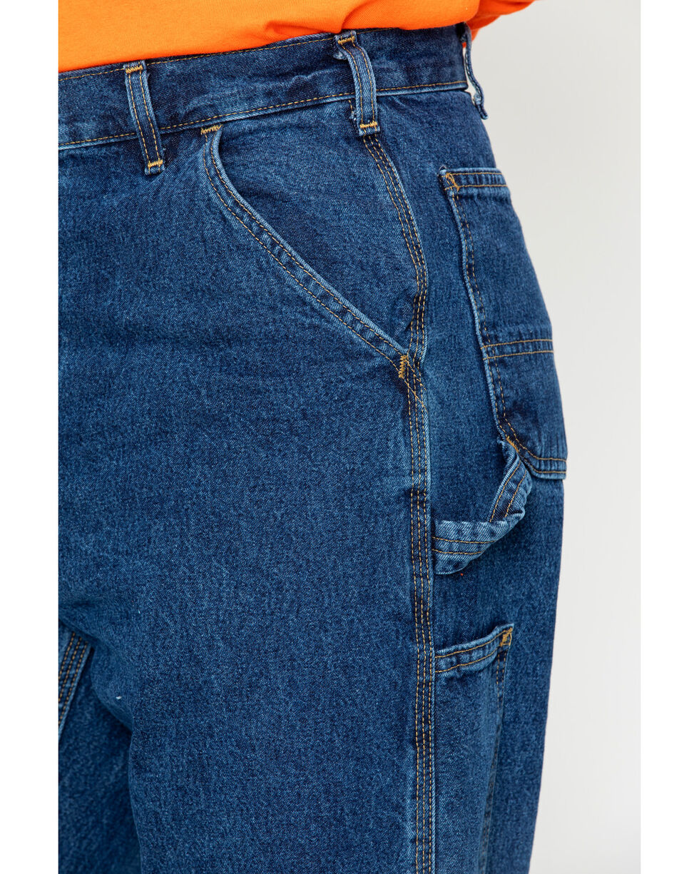 Carhartt Jeans - Dungaree Fit Work Jeans, Denim, hi-res
