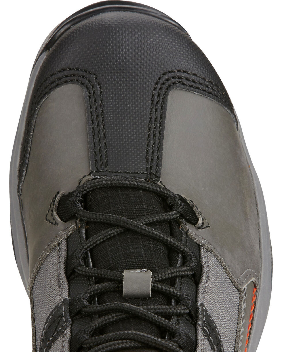 Ariat Women's Contender Steel Toe Work Shoes, Grey, hi-res