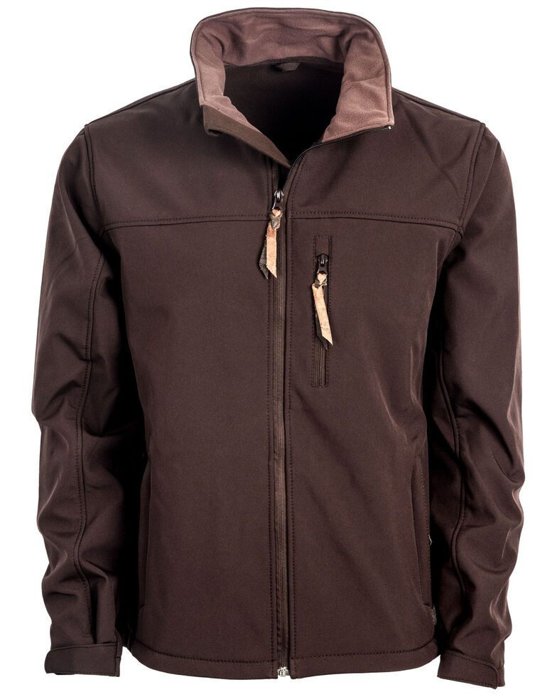 STS Ranchwear Boys' Youth Short Go Jacket , Brown, hi-res