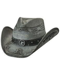 ed3b11c74594a Bullhide Women s No Return Straw Hat