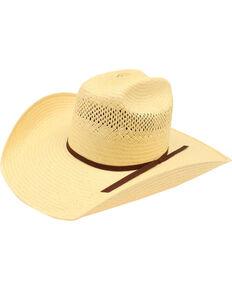 017b0d70647e7 Ariat Men s 10X Straw Cowboy Hat
