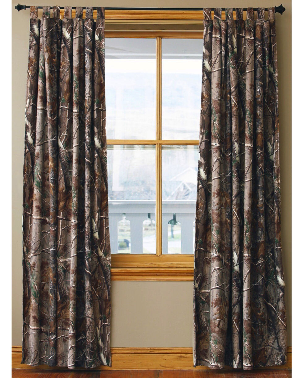 Carstens Realtree AP Blaze Drapes , Green, hi-res