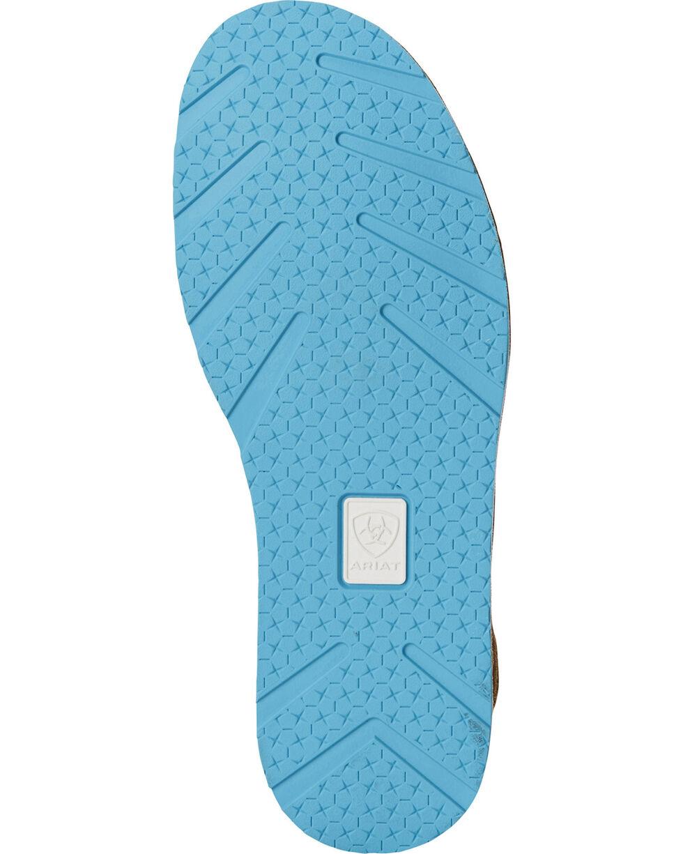 Ariat Women's Fleece Cruiser Shoes, Taupe, hi-res