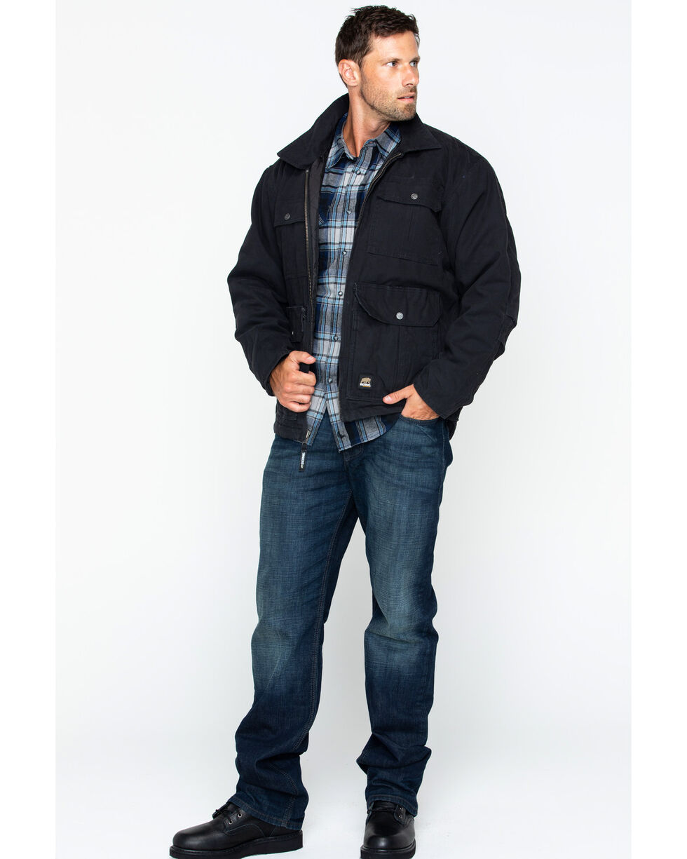 Berne Men's Echo Zero Jacket, Black, hi-res