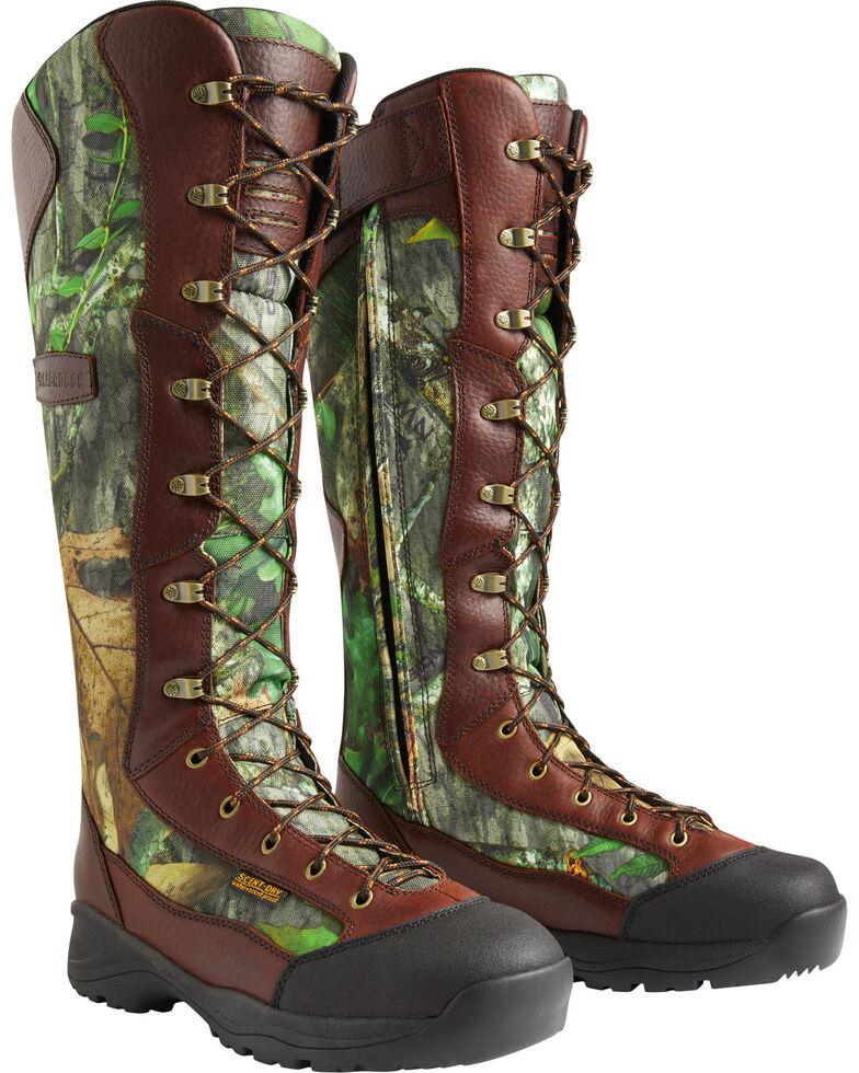 LaCrosse Men's Venom Snake Boots - Round Toe, Camouflage, hi-res
