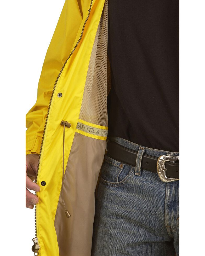 Outback Unisex Pak-A-Roo Duster Jacket, Gold, hi-res