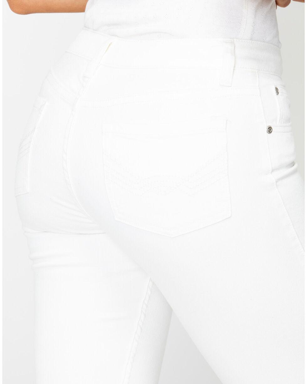 Idyllwind Women's White Denim Spotlight Boot Jeans , White, hi-res