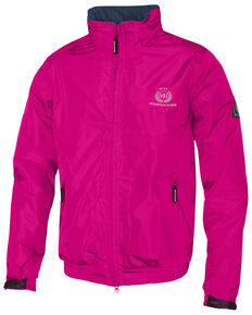 Mountain Horse Women's Crew Jacket II, Fuchsia, hi-res