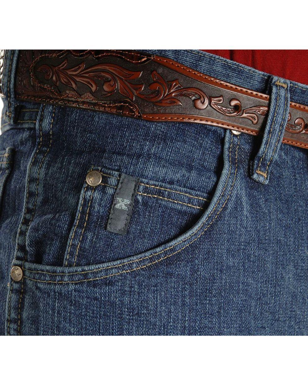 Wrangler Men's 20X No. 27 Slim Fit Jeans, Vintage Dark, hi-res