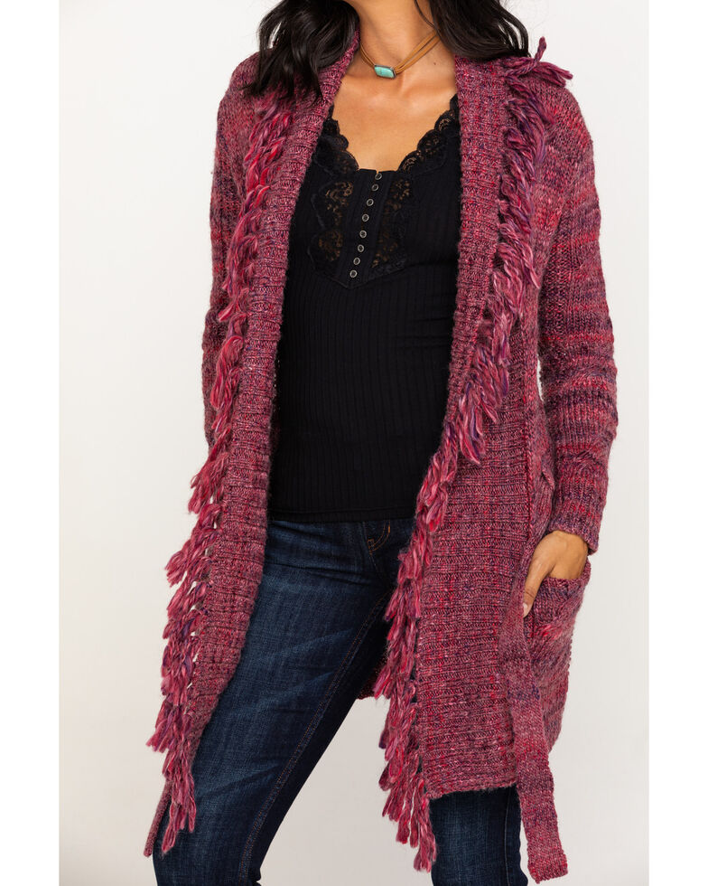 Idyllwind Women's Stevie Cardigan, Multi, hi-res