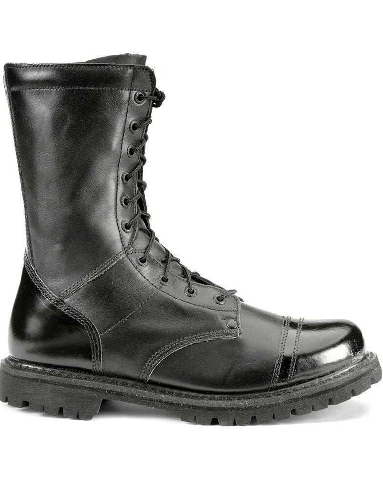 Rocky Men's Military Jump Boots, Black, hi-res
