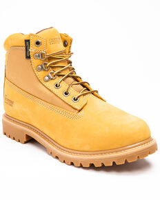 "Chippewa Men's Sportility 6"" Work Boots, Golden Tan, hi-res"