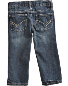 Cody James Toddler Boys' Lightly Faded Jeans, Blue, hi-res