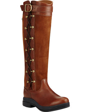 Ariat Women's Grasmere Pro GTX English Boots, Brown, hi-res
