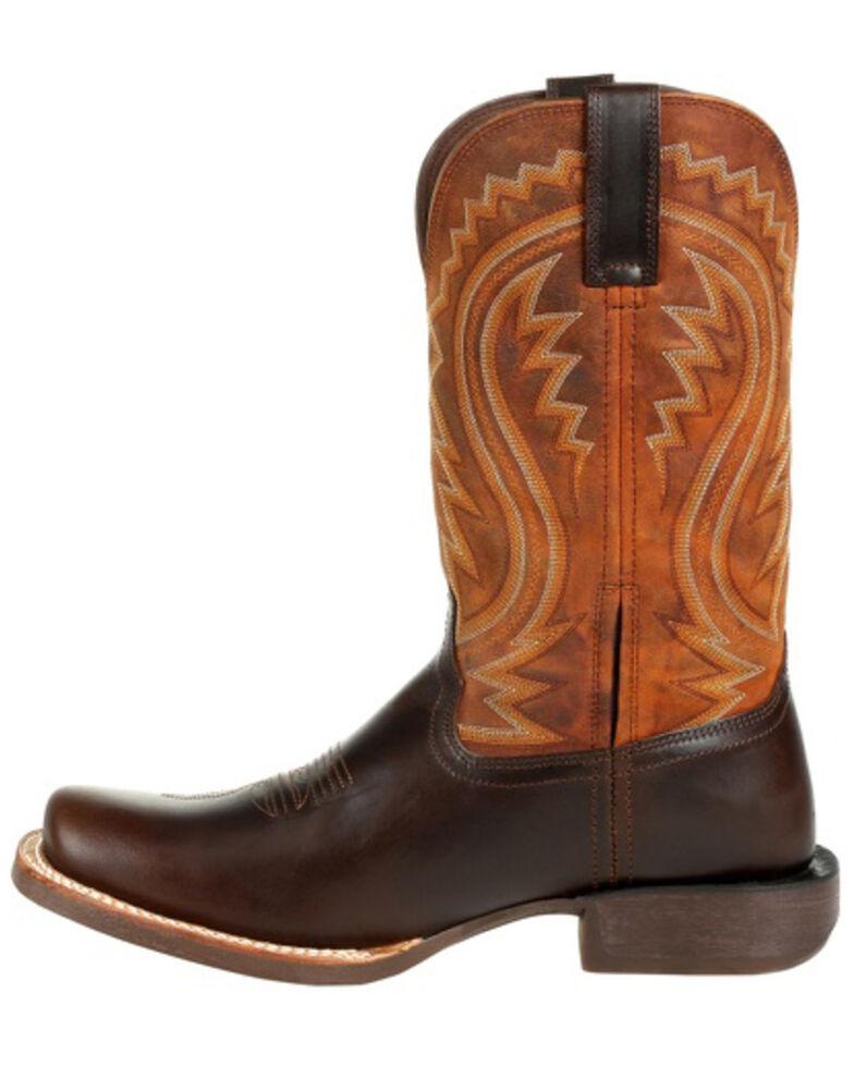 Durango Men's Rebel Pro Cimarron Brown Western Boots - Round Toe, Brown, hi-res