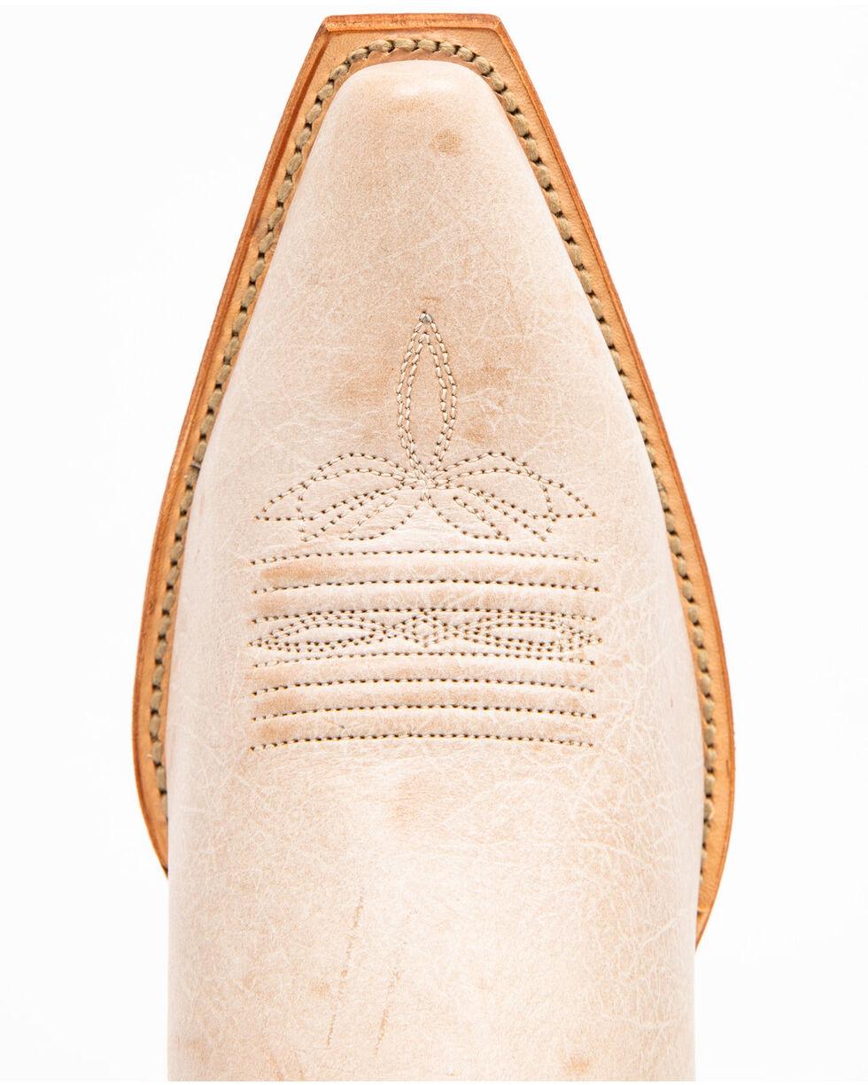 Shyanne Women's Nairobi Hueso Western Boots - Snip Toe, Ivory, hi-res