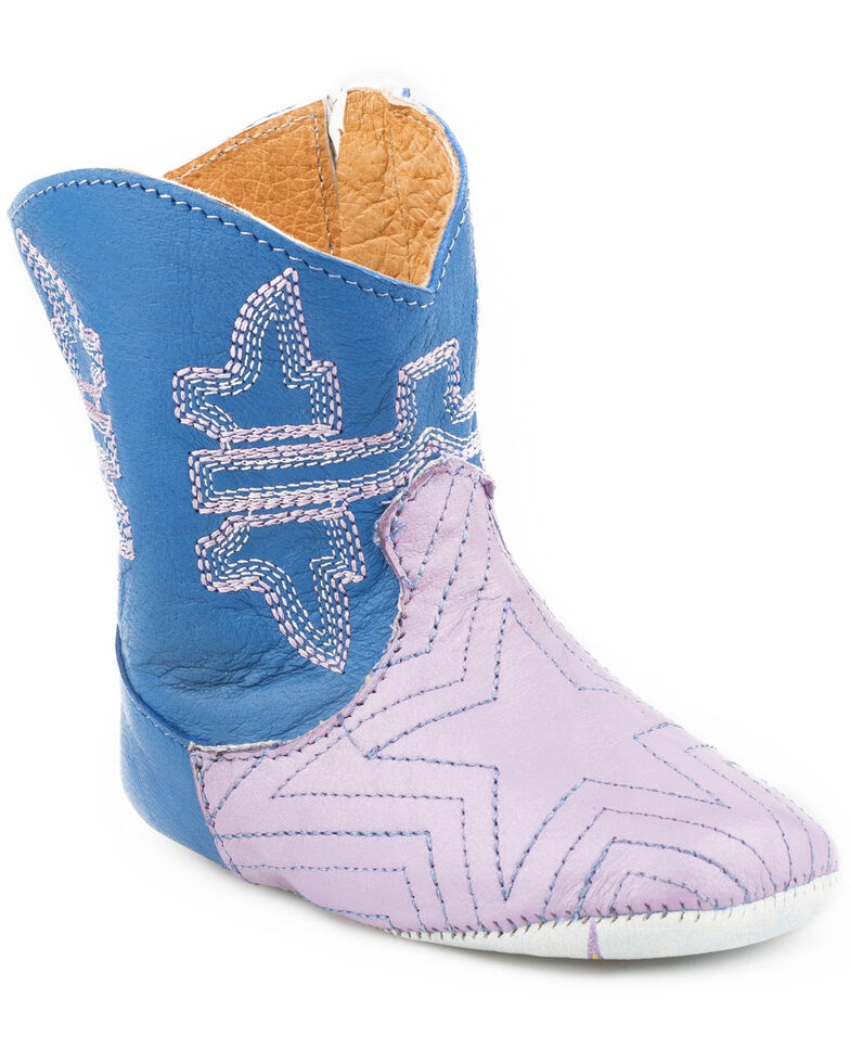 Tin Haul Infant Girls' Starstitch Boots, Multi, hi-res