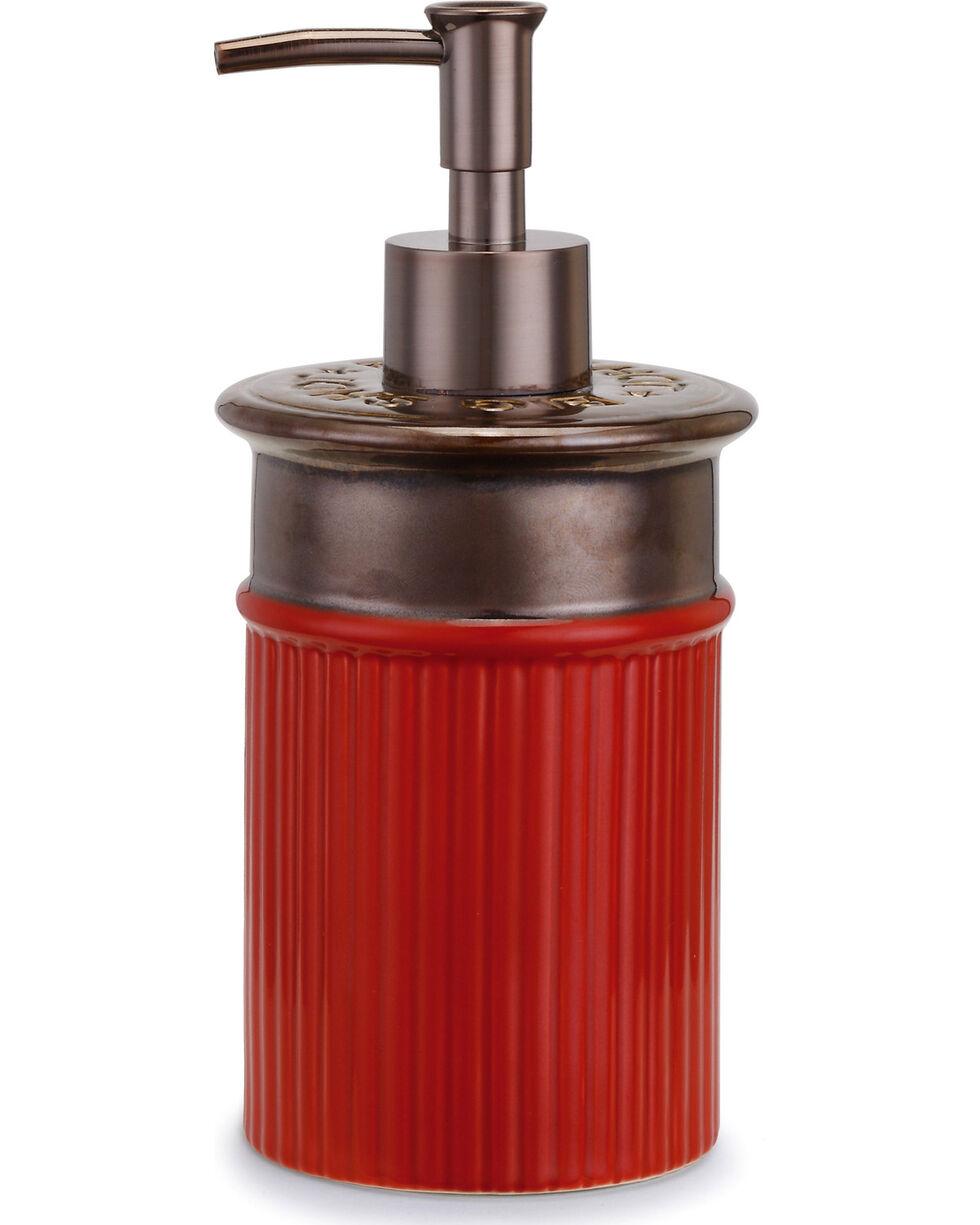 Big Sky Carvers Big Shot Soap Dispenser, Red, hi-res