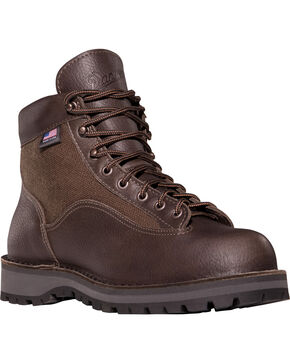 Danner Men's Light II Hiking Boots, Dark Brown, hi-res