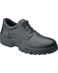 Rocky Men's TMC Postal Approved Oxford Shoes, Black, hi-res