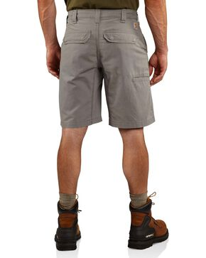 Carhartt Men's Tacoma Ripstop Shorts, Grey, hi-res