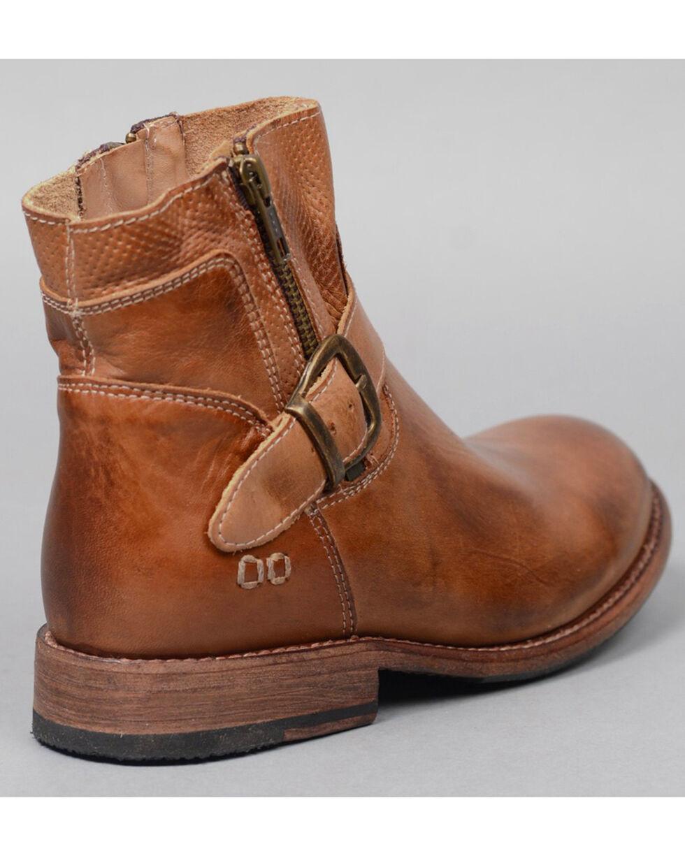 Oak Tree Farms Women's Sequoia Western Boots, Tan, hi-res