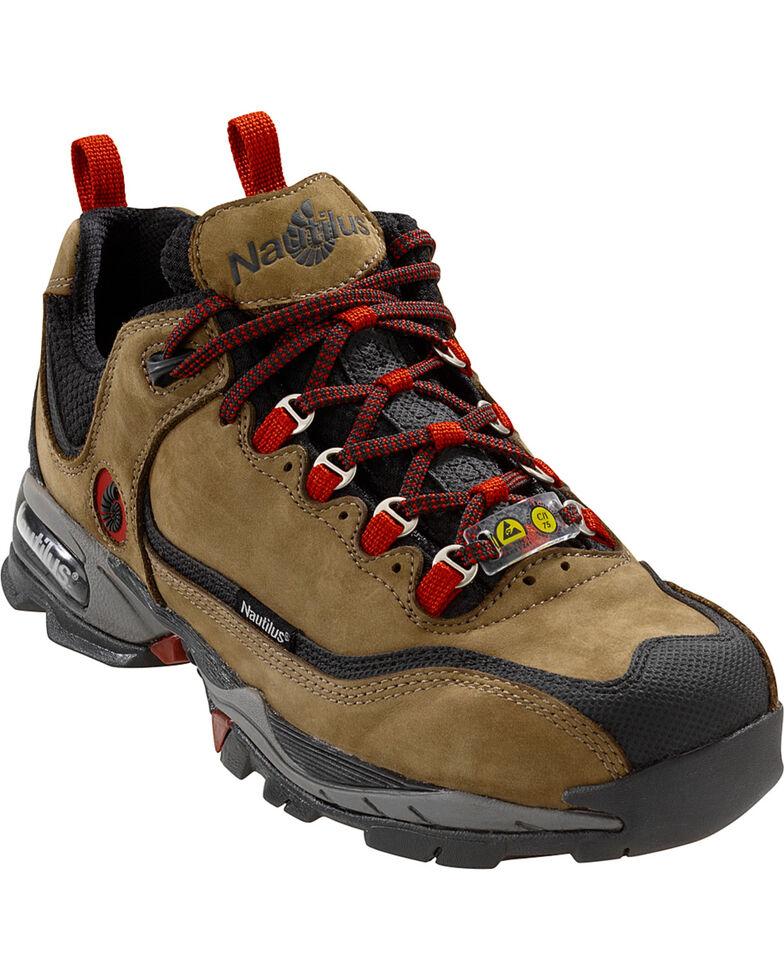 b4a31b13924 Nautilus Men's ESD Steel Toe Athletic Shoes