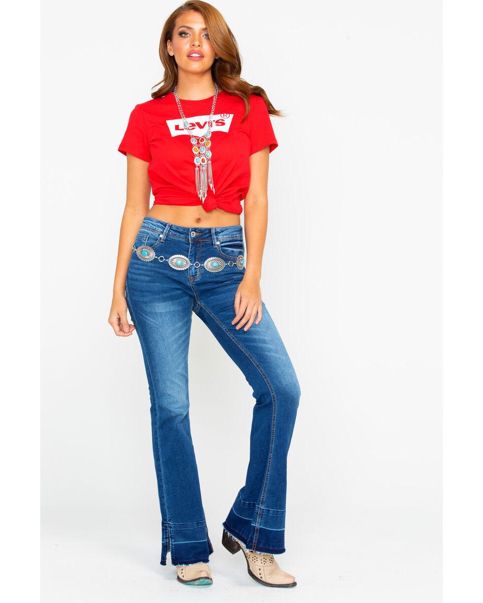 Levi's Women's Logo Lynchee T-Shirt , Red, hi-res