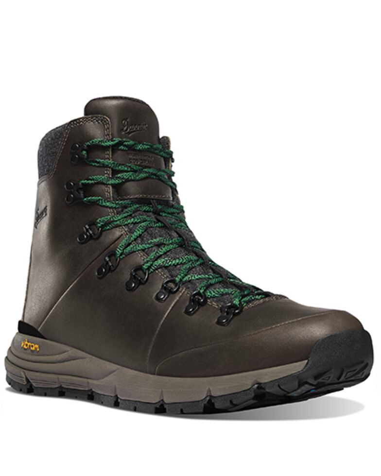 Danner Men's Arctic 600 Hiker Boots - Soft Toe, Dark Brown, hi-res