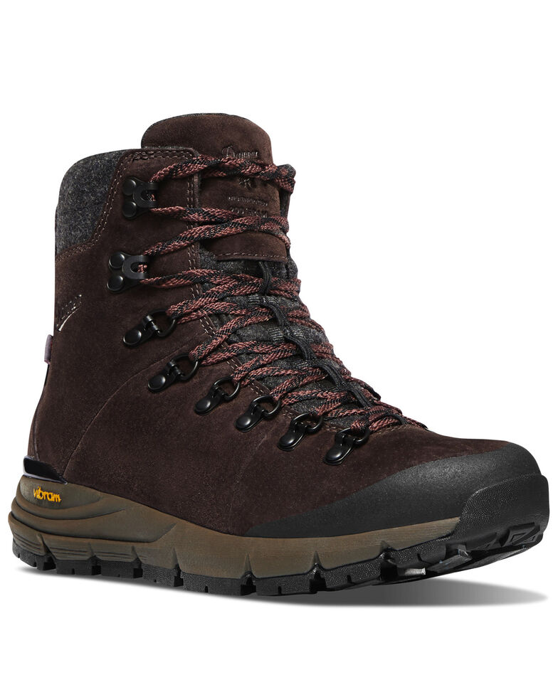 Danner Women's Arctic 600 Waterproof Outdoor Boots - Soft Toe, Grey, hi-res