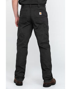 Carhartt Men's Peat Rugged Flex Rigby Dungaree , Loden, hi-res