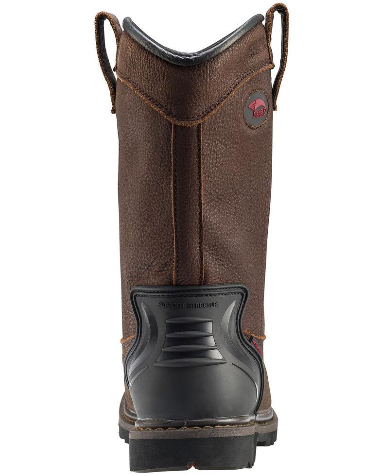 7a66d70f60b Avenger Men's Waterproof Wellington Work Boots - Composite Toe