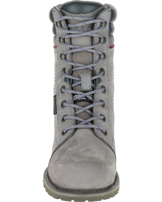 CAT Women's Echo Waterproof Steel Toe