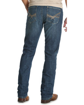 Wrangler Men's 20X No. 44 Slim Fit Jeans - Straight Leg , Indigo, hi-res