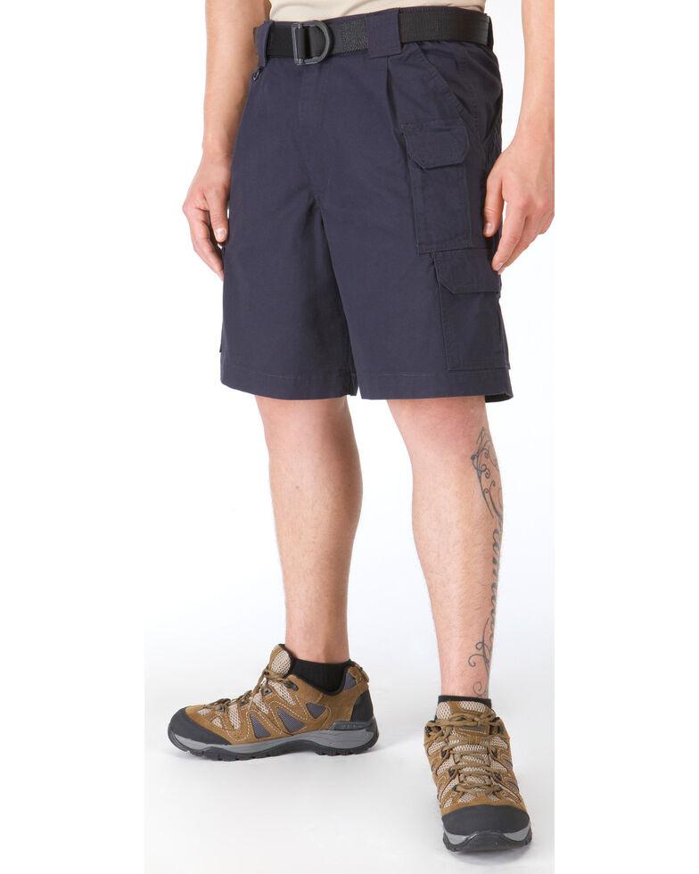 5.11 Tactical Cotton Shorts, Navy, hi-res